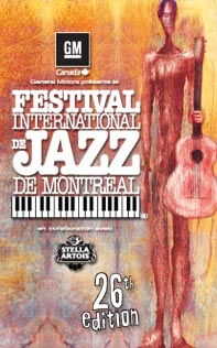 Montreal Jazz Fedtival